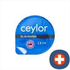 Ceylor blauband condom with reservoir 12 pcs