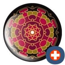 Avantgarde energetic energy badge synaptico gold