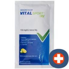Magnesium vital sport effervescent gran btl 30 pcs