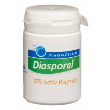 Magnesium diasporal activ cape 50 pcs