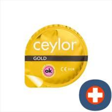 Ceylor gold condom with reservoir 12 pcs