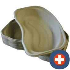 Omni-pac kidney dishes paper 252x150x40mm 300 pcs
