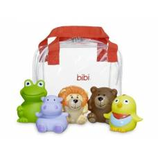 Bibi set bath toy sva + b