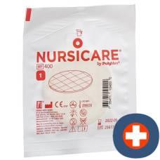 Polymem nursicare med wound and stillpad ø63 6 pcs
