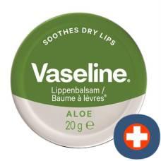 Vaseline lip care aloe vera tin 20 g
