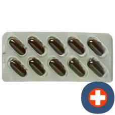 Floradix iron + vitamins kaps 40 pcs