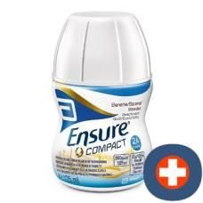 Ensure compact 2.4 kcal drink banana 4 x 125 ml