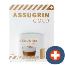 Assugrin gold tablets 300 pcs