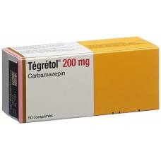 Carbamazepine 200 mg tbl 50 pcs