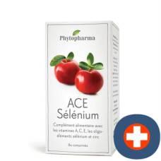 Phytopharma ace selenium zinc tbl 80 pcs