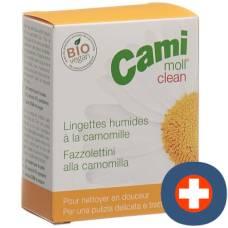 Cami minor clean wipes btl 10 pcs
