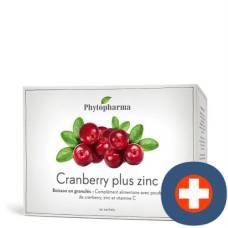 Phytopharma cranberry plus zinc btl 20 pcs