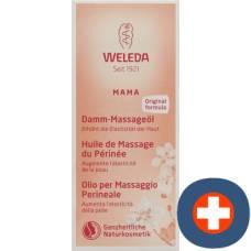 Weleda perineal massage oil fl 50 ml