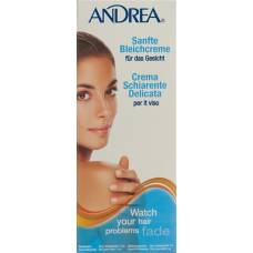 Andrea cream bleach face 2 tb 42 g