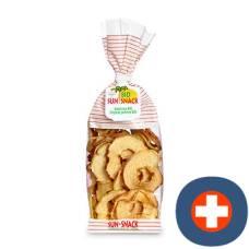 Bio sun snack apple chips; organic btl 65 g