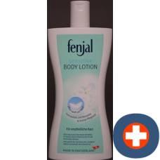 Fenjal body lotion sensitive 400 ml