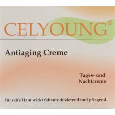 Celyoung anti-aging cream jar 50 ml