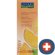 Vogt spa balance body lotion fl 200 ml