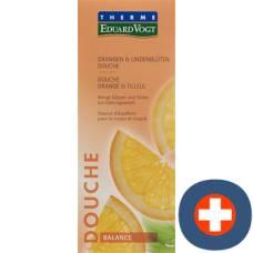 Vogt thermal balance douche orange / linde 200 ml