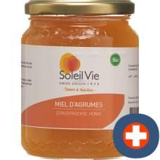 Soleil vie citrus honey bio 500 g