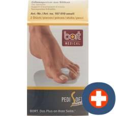 Bort pedisoft toe spreader small 2 pcs