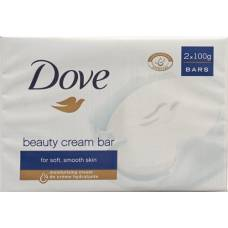 Dove cleansing bar beauty duo 2 x 100 g
