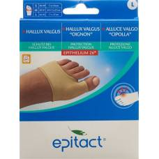 Epitact protection for bunion l> 27cm