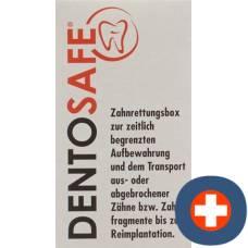 Dentosafe tooth box