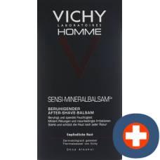 Vichy homme sensi-balsam ca soothes sensitive skin 75 ml