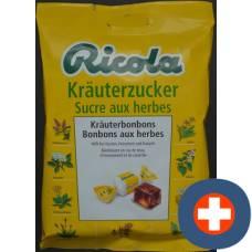 Ricola kräuterzucker kräuterbonbons bag 83 g
