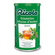 Ricola instant tea herbs ds 200 g