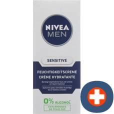 Nivea men sensitive moisturizer 75ml