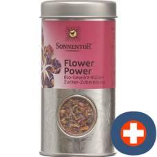 Sonnentor flowerpower spice shaker