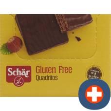 Warping quadritos gluten-free 20 x 40 g