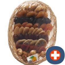 Sun snack geschenkpackung zainli basket 490 g