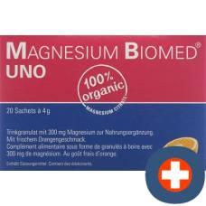 Magnesium biomed uno gran btl 20 pcs