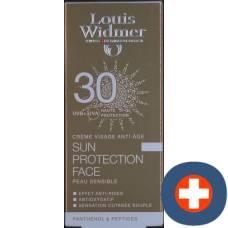 Louis widmer soleil sun protection face 30 perfume 50 ml