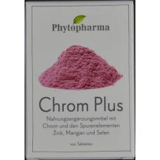 Phytopharma chrome plus tablets 100 pcs