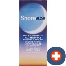 Snoreeze doucenuit anti-snoring throat spray 5.23 ml