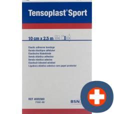 TENSOPLAST SPORT Elastic Tape 10cmx2.5m