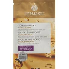 Dermasel mask gold german / french / italian battalion 12 ml