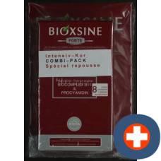 Bioxsine combipack forte spray shampoo + 2 pcs