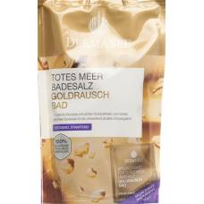 Dermasel bath salts gold rush + 20ml btl 400g