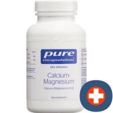 Pure calcium magnesium citrate ds 90 pcs