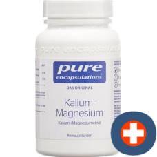 Pure potassium magnesium citrate ds 90 pcs