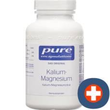 Pure potassium magnesium citrate ds 180 pcs