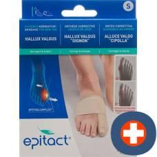 Epitact flexible bandage correction hallux valgus tag s 20-21.5cm