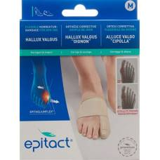 Epitact flexible bandage correction hallux valgus day m 21.5-23cm