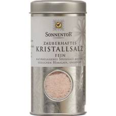 Sonnentor zauberhaftes crystal salt fine shaker 120 g