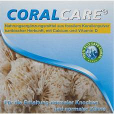Coral care coral calcium + vitamin d3 caribbean btl 30 pcs